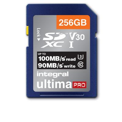 Integral INSDX256G-100/90V30 Flashgeheugen