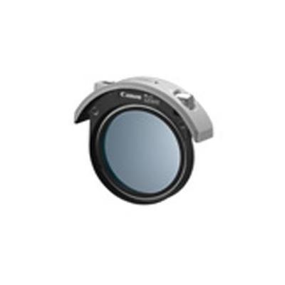 Canon 4774B001AA Camera filter - Zwart, Grijs