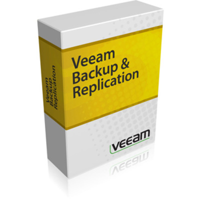 Veeam Backup & Replication Standard for VMware Software licentie
