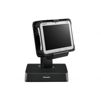 Panasonic mobile device dock station: Countertop POS Cradle f / Toughpad FZ-G1 - Zwart