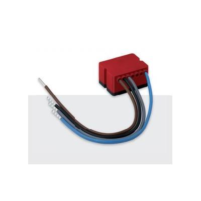 One Smart Control DRUKKNOPKLEM MET GEÏNTEGREERDE UITGANG 150 W / 105 VA Elektrische aansluitklem