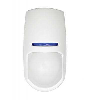 Hikvision Digital Technology DS-PD2-P10PE, PIR, 9-16V DC, 117x69x50 mm Bewegingssensor - Wit
