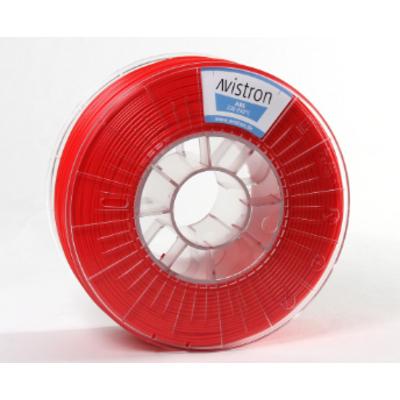 Avistron AV-ABS175-RE 3D printing material - Rood
