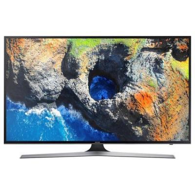 Samsung led-tv: 55MU6170 - Zwart, Zilver