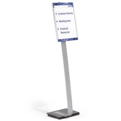 Durable : Info Sign Stand A3