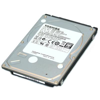 Toshiba interne harde schijf: 1TB 2.5'' - Zilver