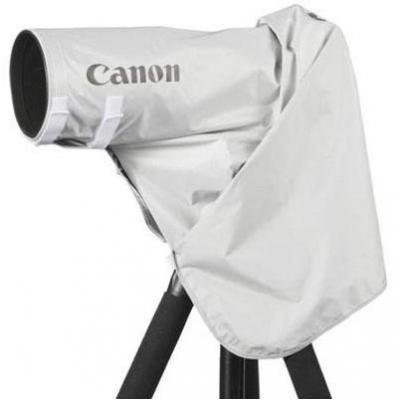 Canon camera raincover: ERC-E4L - Wit