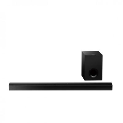Sony soundbar speaker: 2.1-kanaals, 80W, Woofer + tweetwe, Conus van 130 mm, Bluetooth, NFC, Zwart