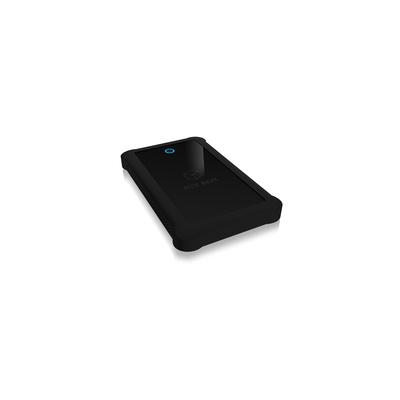 ICY BOX IB-233U3-B Behuizing - Zwart