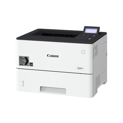Canon i-SENSYS LBP312X Laserprinter - Zwart, Wit