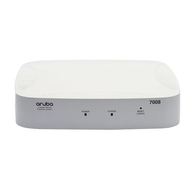 Hewlett Packard Enterprise Aruba 7008 (IL) Netwerkbeheer apparaat - Wit