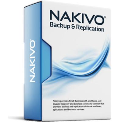 Nakivo Backup & Replication Enterprise Software licentie