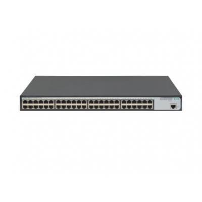 Hewlett Packard Enterprise OfficeConnect 1620 48G Switch - Grijs