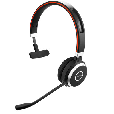 Jabra EVOLVE 65 UC Mono headset - Zwart