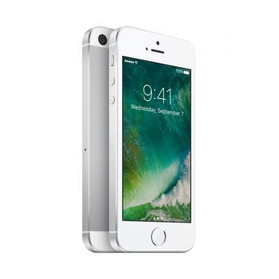 Apple smartphone: iPhone SE 32GB Silver - Zilver (Refurbished LG)