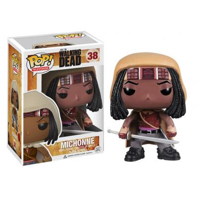 Funko video game toys & figure: Pop! TV: The Walking Dead - Michonne - Multi kleuren