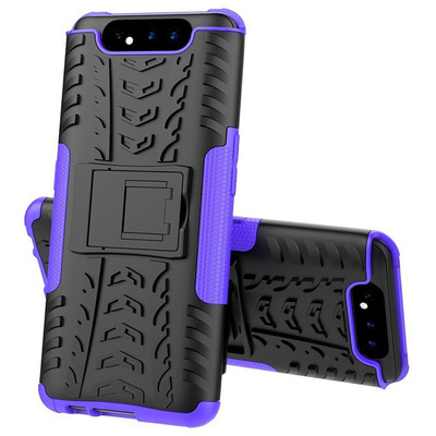 CoreParts MOBX-COVER-A80/A90-PUR Mobile phone case - Paars