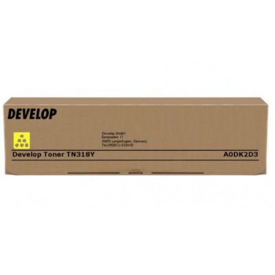 Develop TN318Y Toner - Geel
