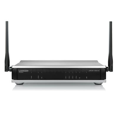 Lancom Systems 1790VA-4G Wireless router - Zwart, Grijs