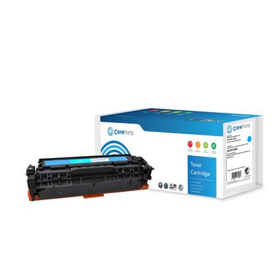 CoreParts QI-HP1026C Toner - Cyaan