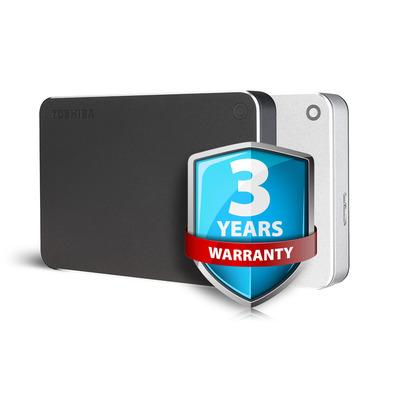 Toshiba Canvio Premium Mac Externe harde schijf - Zwart