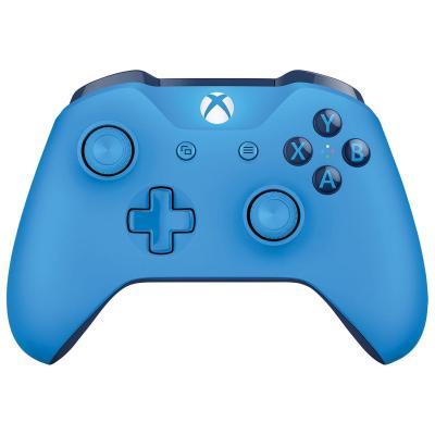 Microsoft game controller: Xbox Blue draadloze controller - Blauw