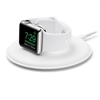 Apple oplader: Magnetisch oplaaddock voor Watch - wit