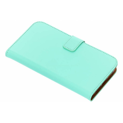 Luxe Softcase Booktype iPhone Xr - Mintgroen / Mint Green Mobile phone case