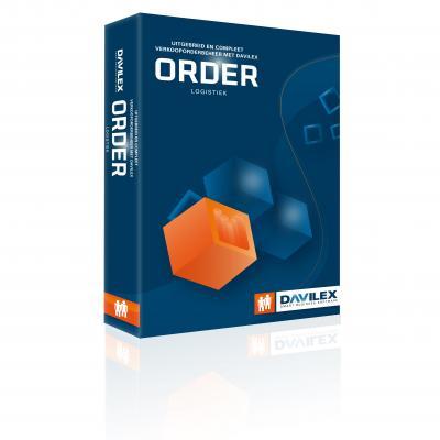 Davilex boekhoudpakket: Order