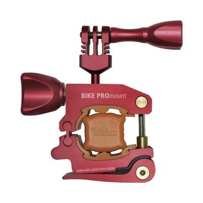 Rollei camera stabilizer: Bike Pro Mount Red - Rood
