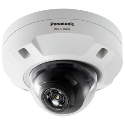Panasonic WV-U2542L Beveiligingscamera - Wit