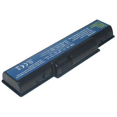 Acer batterij: Battery Li-Ion 6-Cell 2400mAh - Zwart