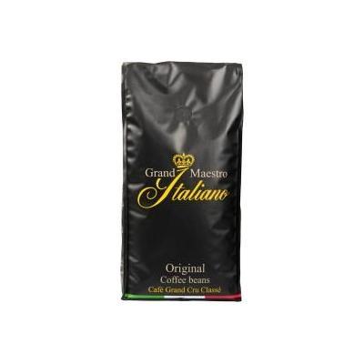 Grand maestro italiano koffie: Espresso koffie bonen 8x1000 gram