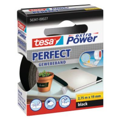 Tesa plakband: extra Power - Bruin