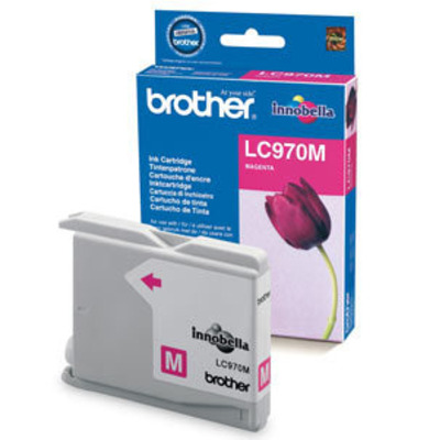 Brother LC-970MBPDR inktcartridges