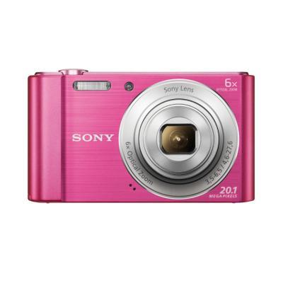 Sony digitale camera: Cyber-shot DSC-W810 - Roze