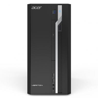 Acer pc: Veriton ES2710G - Zwart