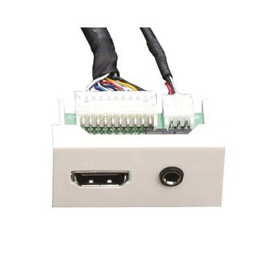 Garbot FA-2420-HDMI-PHJ-F/F-PH Wandcontactdoos