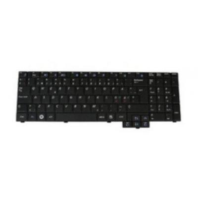 Samsung toetsenbord: Replacement keyboard for NP-E352, NP-P530, NP-R620, CZ - Zwart, QWERTZ