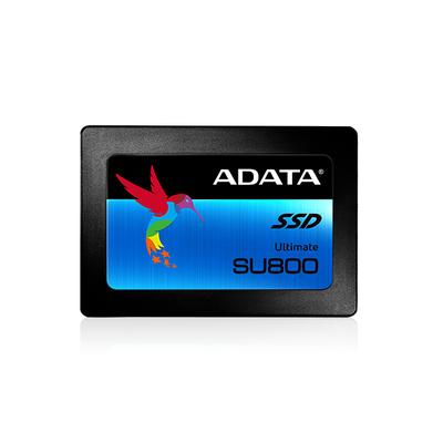 ADATA Ultimate SU800 SSD - Zwart