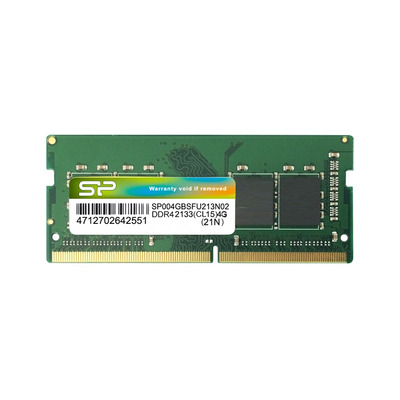Silicon Power SP016GBSFU266B02 RAM-geheugen