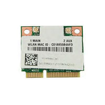 Acer netwerkkaart: WLAN 3RD WIFI 2X2 AGN+ BT4.0 ATHEROS