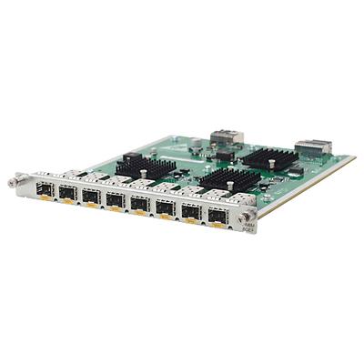 Hewlett Packard Enterprise MSR 8-port 1000BASE-X HMIM Netwerk switch module