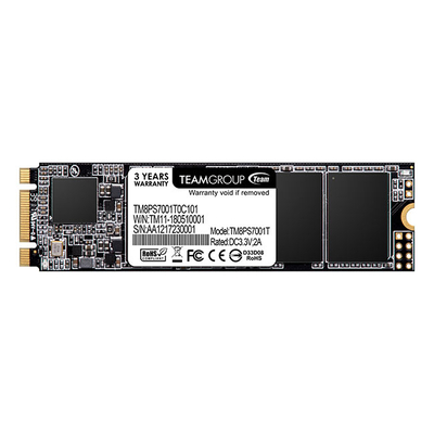 Team Group MS30 SSD - Zwart