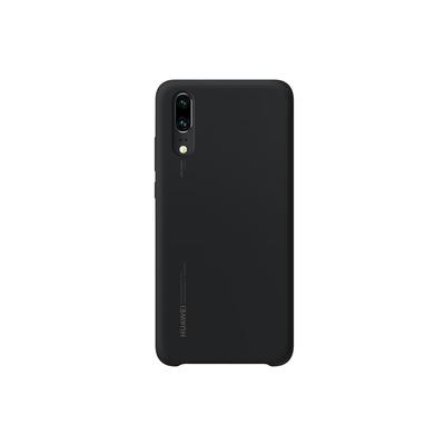 Huawei Silicon Case Mobile phone case - Zwart