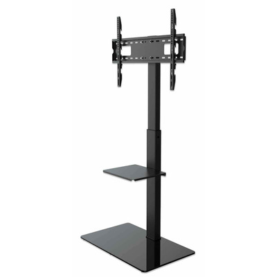 Manhattan 461771 Monitorarm - Zwart