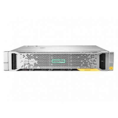 Hewlett packard enterprise SAN: StoreVirtual 3200 8-port 1GbE iSCSI SFF Storage