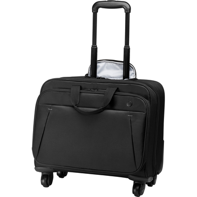 HP laptoptas: 17,3-inch Business rolkoffer - Zwart