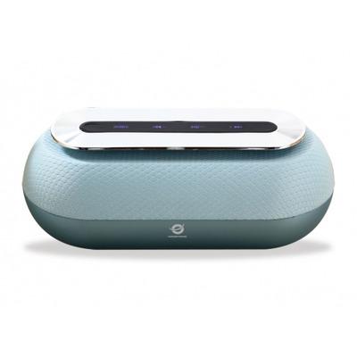 Conceptronic DUNKAN Wireless Bluetooth Speaker, Bluetooth 4.2, DC 5V, 5W * 2, 60-18000 Hz, Blue Draagbare .....