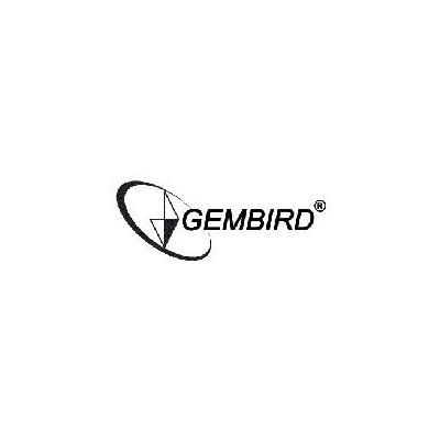 Gembird 4-in-1 car smartphone holder with charger, FM-transmitter and handsfree function Oplader - Zwart